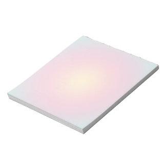Rising Sun color harmony Notepad