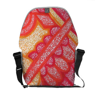 Rising Sun Courier Bag