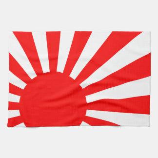 Rising Sun Hand Towels