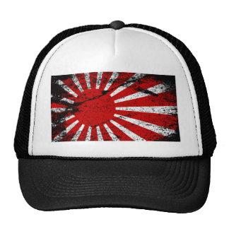 Rising Sun Mesh Hat