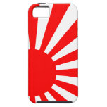 Rising Sun iPhone 5 Cover