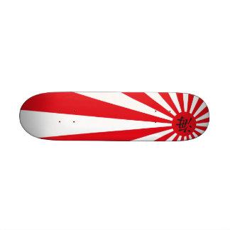 Rising Sun - Kai - skateboard_mini Skateboard Deck