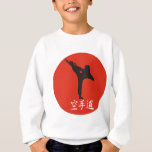 Rising Sun Karate Sweatshirt