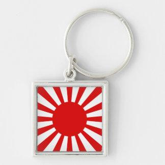 Rising Sun Keychain