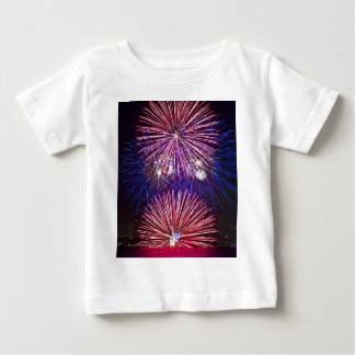 Rising Sun | New Years Eve | Sydney Harbour Baby T-Shirt