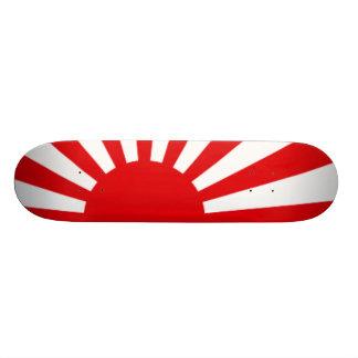 rising-sun skateboard decks