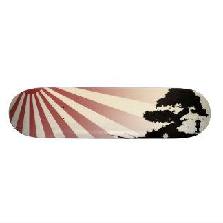 Rising Sun Skateboard Deck