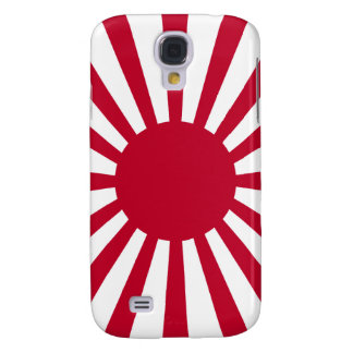 Rising Sun War Flag of the Imperial Japanese Army Samsung Galaxy S4 Cover