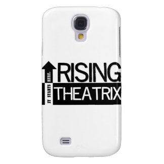 Rising Theatrix Logo Merchandising Samsung S4 Case