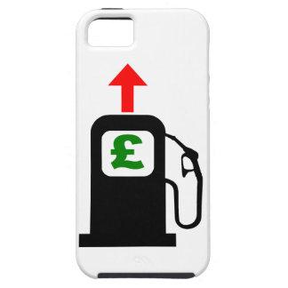 Rising UK Petrol Prices iPhone 5 Cases
