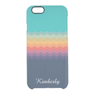 Rising Water Clear iPhone 6/6S Case