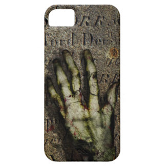 Rising Zombie Hand iPhone 5 Cases