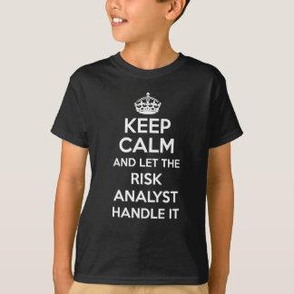 RISK ANALYST T-Shirt