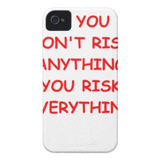 RISK iPhone 4 Case-Mate CASE