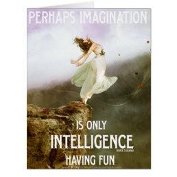 Risk Imagination Quote Card