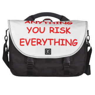 RISK BAGS FOR LAPTOP