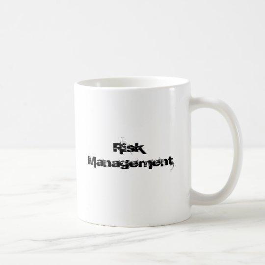 Risk Management Coffee Mug