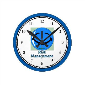 Risk Management Round Clock