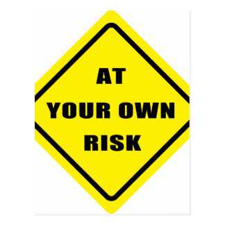 Risk Postcard