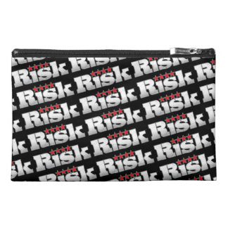 Risk the Game Logo Travel Accessories Bag
