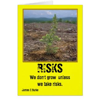 RISKS CARD