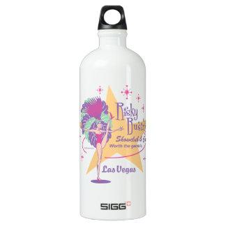 Risky Business Las Vegas Showgirl SIGG Traveler 1.0L Water Bottle