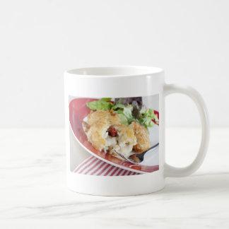 Risotto and Mozzarella Appetizer Mug