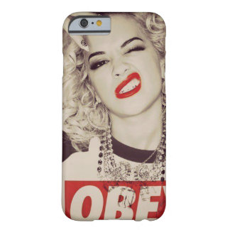 Rita Ora Barely There iPhone 6 Case