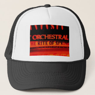 Rite of Spring Music Gifts Trucker Hat