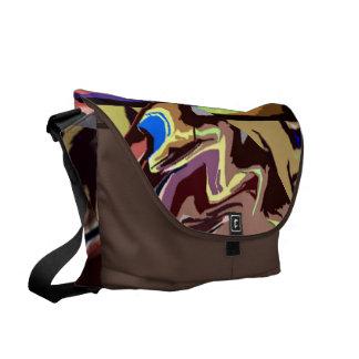 Ritmo de la bolsa de mensajero del color (brights  bolsa messenger