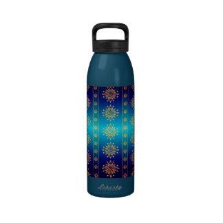 Ritmo del Sun Botellas De Agua Reutilizables
