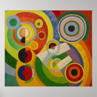 Ritmo Joie de vivre de Roberto Delaunay 1930 Impresiones