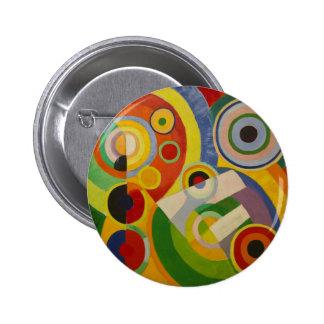 Ritmo Joie de vivre de Roberto Delaunay 1930 Pins