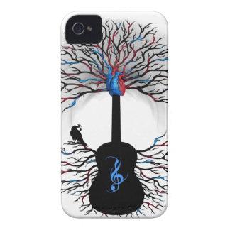 Ritmos del corazón - (arte surrealista de la Case-Mate iPhone 4 protectores