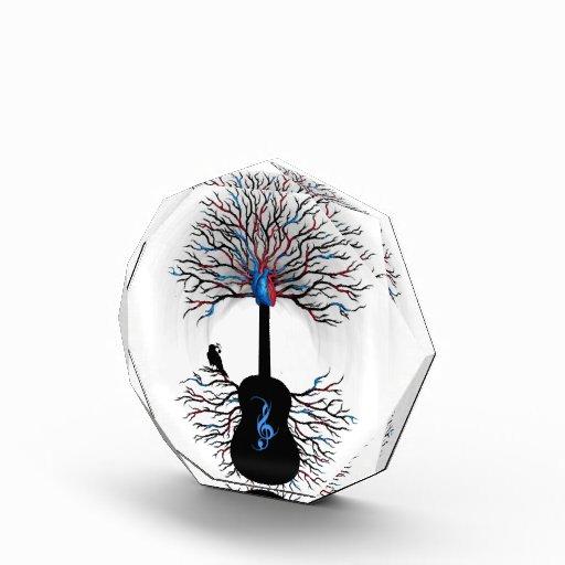 Ritmos del corazón - (arte surrealista de la guita