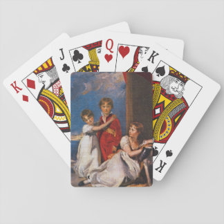 Ritratto dei Ragazzi Fluyder_Groups and Figures Deck Of Cards