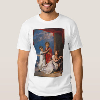 Ritratto dei Ragazzi Fluyder_Groups and Figures T-Shirt
