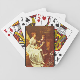 Ritratto di Donna', Sir Peter_Dutch Masters Poker Cards