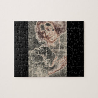 Ritratto di Donna', Sir_Studies of the Masters Jigsaw Puzzle