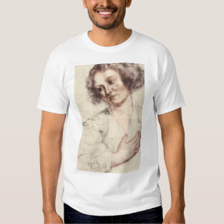 Ritratto di Donna', Sir_Studies of the Masters T-Shirt