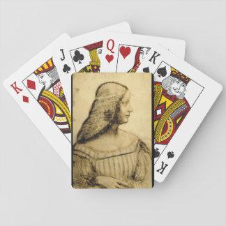 Ritratto di Isabella d'Este_Studies of the Masters Card Decks