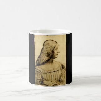 Ritratto di Isabella d'Este_Studies of the Masters Coffee Mug