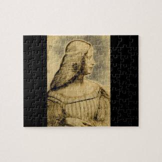 Ritratto di Isabella d'Este_Studies of the Masters Puzzle
