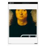 ritratto di uomo 1 de Raffaello Sanzio DA Urbino Consola PS3 Slim Skin