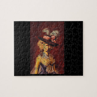 Ritratto', Thomas Gainsborough_Portraits Jigsaw Puzzle