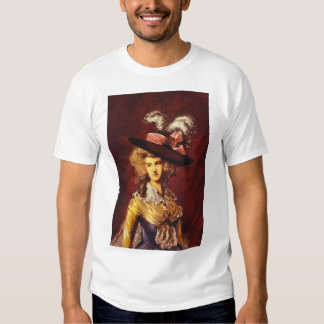 Ritratto', Thomas Gainsborough_Portraits T-Shirt