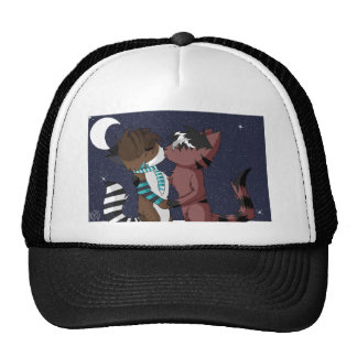 Ritsuka x Arex- I'll Love You Under the Moon Trucker Hat