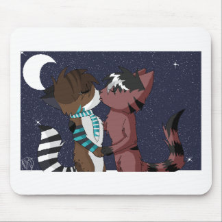Ritsuka x Arex- I'll Love You Under the Moon Mouse Pad