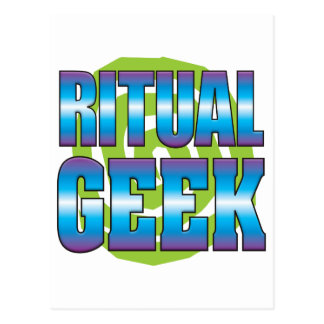 Ritual Geek v3 Post Cards