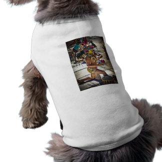Ritual maya de la costa camisas de perritos